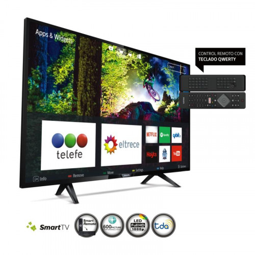 "televisor 43 "" smart tv 43pfg5102/77"