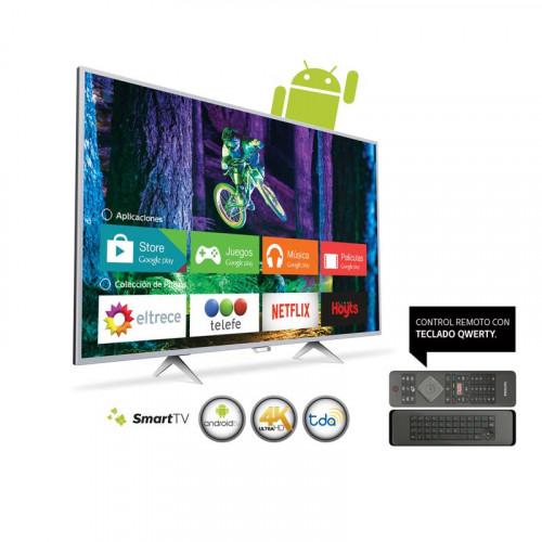 """televisor 55 """" smart tv 55pug6801/77"""