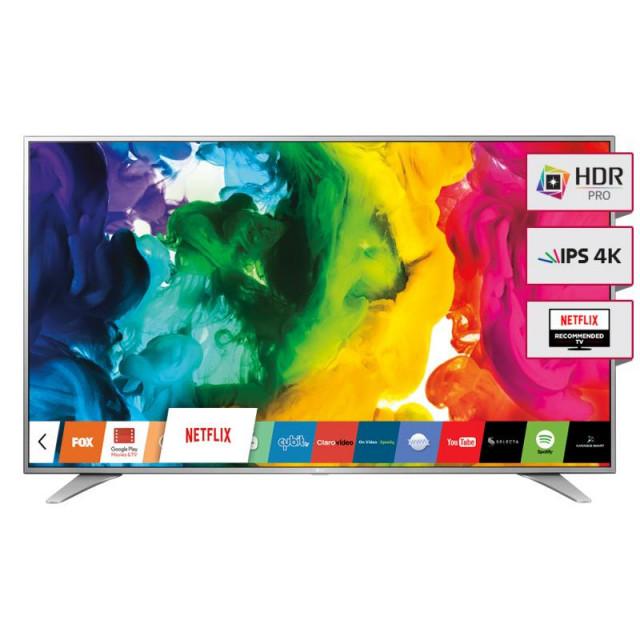 "Televisor smart 49"" smart tv 49uh6500"