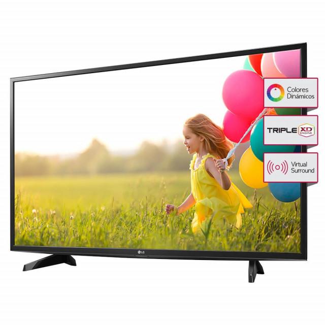 "Televisor smart 49"" smart tv 49lh5700"
