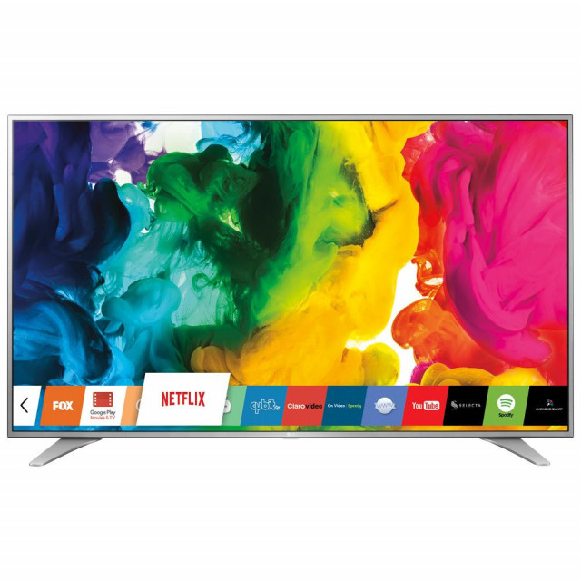 "Televisor smart 43"" smart tv 43uh6500"