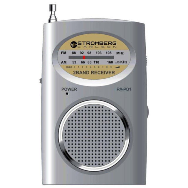 Radio portatil ra-p01