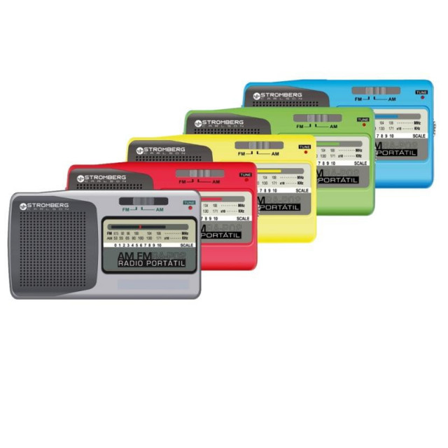 Radio portatil ra-p02