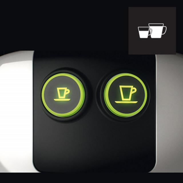 Maquina de cafe inissia white